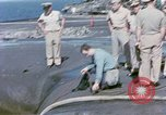 Image of Admiral John Hyland Pearl Harbor Hawaii USA, 1969, second 22 stock footage video 65675031050