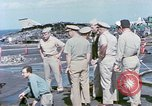 Image of Admiral John Hyland Pearl Harbor Hawaii USA, 1969, second 25 stock footage video 65675031050