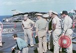 Image of Admiral John Hyland Pearl Harbor Hawaii USA, 1969, second 26 stock footage video 65675031050