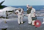 Image of Admiral John Hyland Pearl Harbor Hawaii USA, 1969, second 27 stock footage video 65675031050