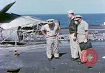 Image of Admiral John Hyland Pearl Harbor Hawaii USA, 1969, second 28 stock footage video 65675031050