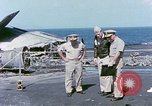 Image of Admiral John Hyland Pearl Harbor Hawaii USA, 1969, second 29 stock footage video 65675031050