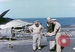 Image of Admiral John Hyland Pearl Harbor Hawaii USA, 1969, second 30 stock footage video 65675031050