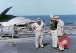 Image of Admiral John Hyland Pearl Harbor Hawaii USA, 1969, second 31 stock footage video 65675031050