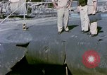 Image of Admiral John Hyland Pearl Harbor Hawaii USA, 1969, second 33 stock footage video 65675031050