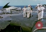 Image of Admiral John Hyland Pearl Harbor Hawaii USA, 1969, second 38 stock footage video 65675031050