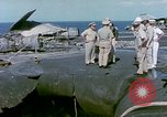 Image of Admiral John Hyland Pearl Harbor Hawaii USA, 1969, second 39 stock footage video 65675031050