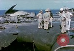 Image of Admiral John Hyland Pearl Harbor Hawaii USA, 1969, second 40 stock footage video 65675031050