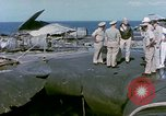 Image of Admiral John Hyland Pearl Harbor Hawaii USA, 1969, second 41 stock footage video 65675031050