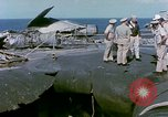 Image of Admiral John Hyland Pearl Harbor Hawaii USA, 1969, second 42 stock footage video 65675031050