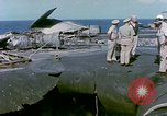 Image of Admiral John Hyland Pearl Harbor Hawaii USA, 1969, second 43 stock footage video 65675031050