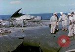 Image of Admiral John Hyland Pearl Harbor Hawaii USA, 1969, second 46 stock footage video 65675031050