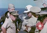 Image of Admiral John Hyland Pearl Harbor Hawaii USA, 1969, second 47 stock footage video 65675031050