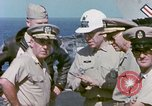 Image of Admiral John Hyland Pearl Harbor Hawaii USA, 1969, second 50 stock footage video 65675031050