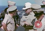 Image of Admiral John Hyland Pearl Harbor Hawaii USA, 1969, second 51 stock footage video 65675031050