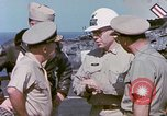 Image of Admiral John Hyland Pearl Harbor Hawaii USA, 1969, second 58 stock footage video 65675031050