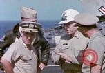 Image of Admiral John Hyland Pearl Harbor Hawaii USA, 1969, second 62 stock footage video 65675031050