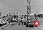 Image of USS Forrestal cleanup after fire Gulf of Tonkin Vietnam, 1967, second 23 stock footage video 65675031061
