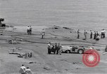 Image of USS Forrestal cleanup after fire Gulf of Tonkin Vietnam, 1967, second 34 stock footage video 65675031061