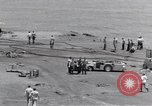 Image of USS Forrestal cleanup after fire Gulf of Tonkin Vietnam, 1967, second 35 stock footage video 65675031061