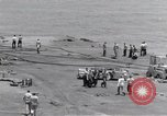 Image of USS Forrestal cleanup after fire Gulf of Tonkin Vietnam, 1967, second 37 stock footage video 65675031061