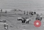 Image of USS Forrestal cleanup after fire Gulf of Tonkin Vietnam, 1967, second 38 stock footage video 65675031061