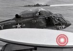 Image of USS Forrestal cleanup after fire Gulf of Tonkin Vietnam, 1967, second 54 stock footage video 65675031061