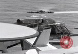 Image of USS Forrestal cleanup after fire Gulf of Tonkin Vietnam, 1967, second 56 stock footage video 65675031061