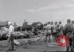 Image of USS Forrestal fire cleanup Gulf of Tonkin Vietnam, 1967, second 6 stock footage video 65675031062
