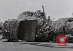 Image of USS Forrestal fire cleanup Gulf of Tonkin Vietnam, 1967, second 27 stock footage video 65675031062