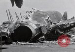 Image of USS Forrestal fire cleanup Gulf of Tonkin Vietnam, 1967, second 33 stock footage video 65675031062