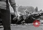Image of USS Forrestal fire cleanup Gulf of Tonkin Vietnam, 1967, second 34 stock footage video 65675031062