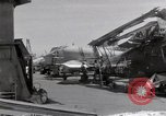 Image of USS Forrestal fire cleanup Gulf of Tonkin Vietnam, 1967, second 55 stock footage video 65675031062