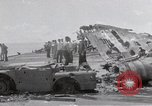 Image of USS Forrestal damage from fire Gulf of Tonkin Vietnam, 1967, second 44 stock footage video 65675031063