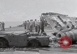 Image of USS Forrestal damage from fire Gulf of Tonkin Vietnam, 1967, second 45 stock footage video 65675031063