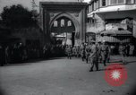 Image of Tangier Police Tangier Morocco, 1938, second 37 stock footage video 65675031070