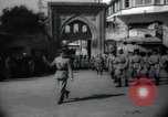 Image of Tangier Police Tangier Morocco, 1938, second 40 stock footage video 65675031070