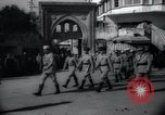 Image of Tangier Police Tangier Morocco, 1938, second 43 stock footage video 65675031070