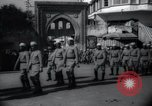 Image of Tangier Police Tangier Morocco, 1938, second 48 stock footage video 65675031070