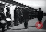 Image of Gendarmerie Inspection Tangier Morocco, 1938, second 15 stock footage video 65675031072