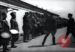 Image of Gendarmerie Inspection Tangier Morocco, 1938, second 16 stock footage video 65675031072