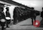 Image of Gendarmerie Inspection Tangier Morocco, 1938, second 17 stock footage video 65675031072