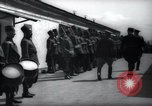 Image of Gendarmerie Inspection Tangier Morocco, 1938, second 21 stock footage video 65675031072