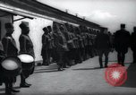 Image of Gendarmerie Inspection Tangier Morocco, 1938, second 22 stock footage video 65675031072
