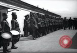 Image of Gendarmerie Inspection Tangier Morocco, 1938, second 23 stock footage video 65675031072