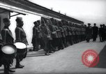 Image of Gendarmerie Inspection Tangier Morocco, 1938, second 24 stock footage video 65675031072