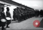 Image of Gendarmerie Inspection Tangier Morocco, 1938, second 25 stock footage video 65675031072