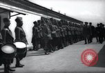 Image of Gendarmerie Inspection Tangier Morocco, 1938, second 27 stock footage video 65675031072