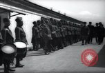 Image of Gendarmerie Inspection Tangier Morocco, 1938, second 28 stock footage video 65675031072
