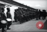 Image of Gendarmerie Inspection Tangier Morocco, 1938, second 29 stock footage video 65675031072